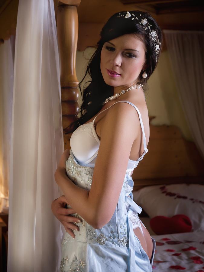 Das Geheimnis der Braut –  ein erotisches Brautshooting