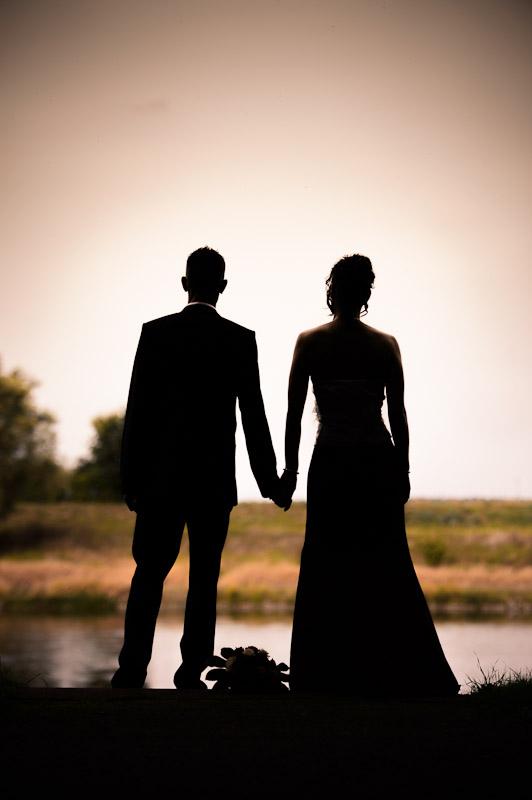 Die Hochzeitsfotografen unterwegs in Riesa