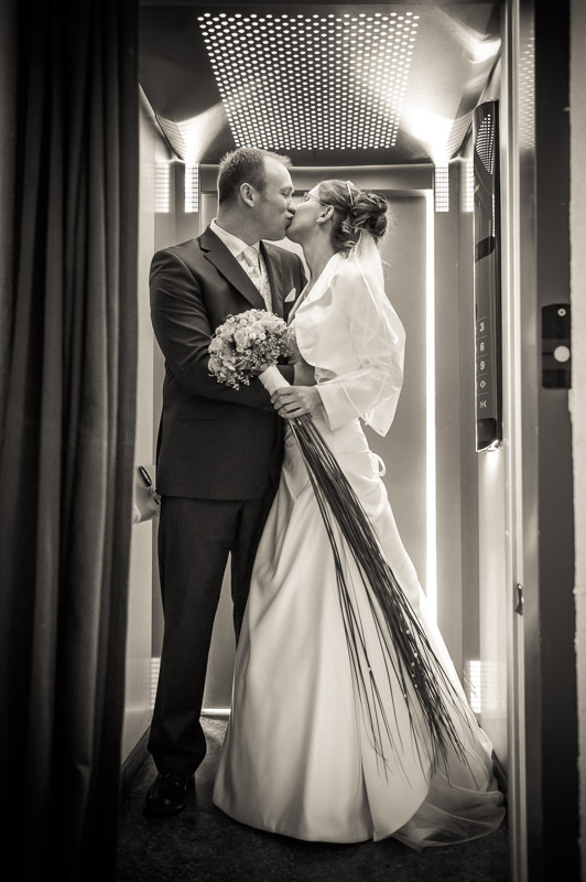 Hochzeit von Julia und Jens in Elsterwerda/Saathain