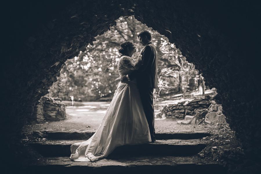 Hochzeit im Klosterpark Altzella