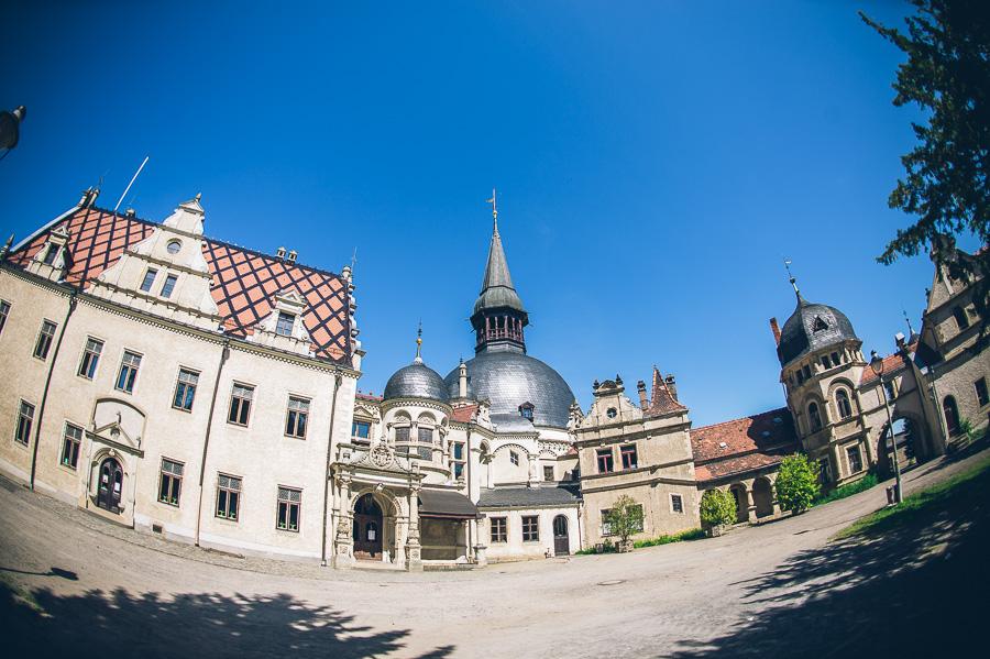 Juni-Hochzeit auf Schloss Schönfeld