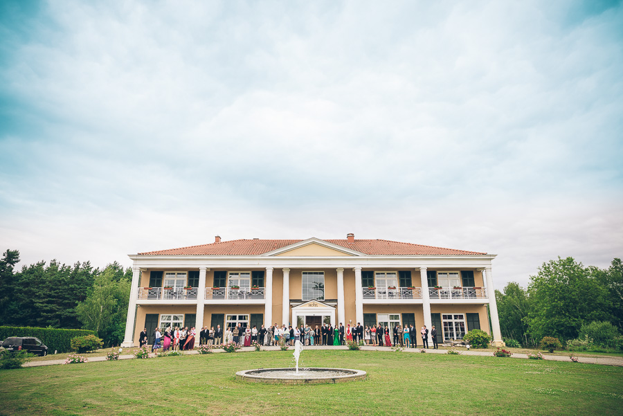 Hochzeit im Landhaus Meuro