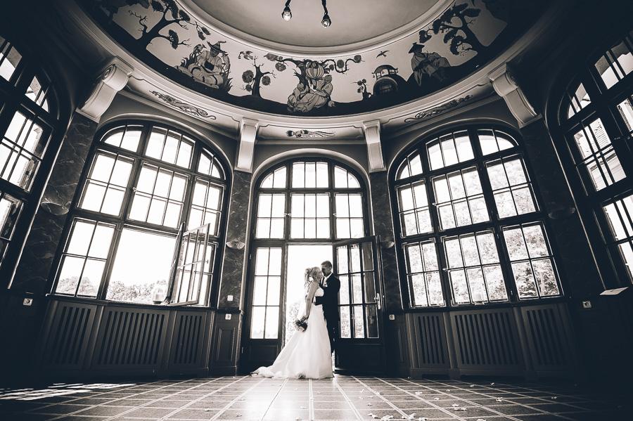 Hochzeit auf Schloss Proschwitz bei Meißen